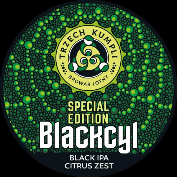 Etykieta - Blackcyl Special Edition
