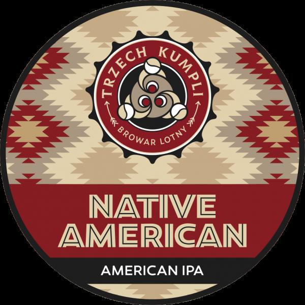 Etykieta - Native American