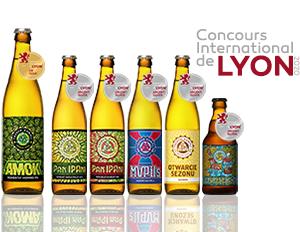 Anteprima dell'articolo - 6 medaglie durante Concours de Lyon 2020