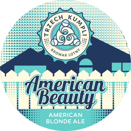 Etykieta - American Beauty