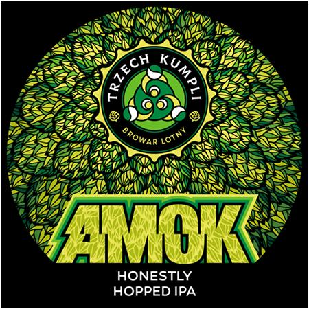 Etykieta - AMOK