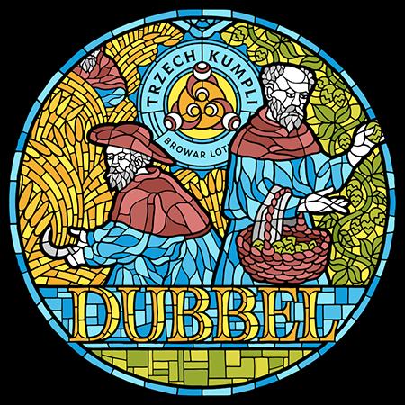 Etykieta - Dubbel