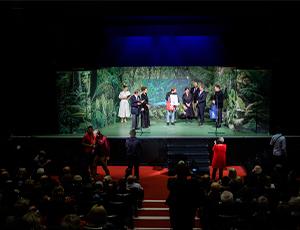 Anteprima dell'articolo - Il 25-esimo Festival della Commedia Talia con il Birrificio Trzech Kumpli