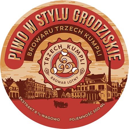 Etykieta - Grodziskie, una birra particolare