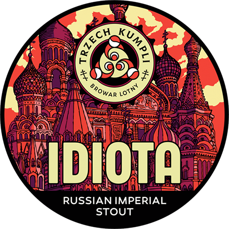 Etykieta - Idiota
