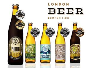 Anteprima dell'articolo - London Beer Competition 2021