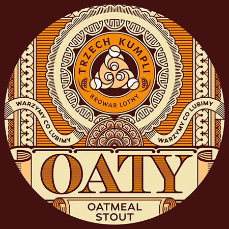 Etykieta - Oaty
