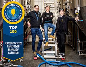Anteprima dell'articolo - Siamo tra i 100 migliori birrifici al mondo!
